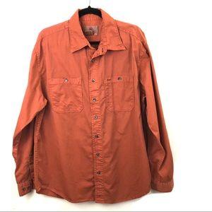 TERRITORY AHEAD Casual Long Sleeve Shirt Mens